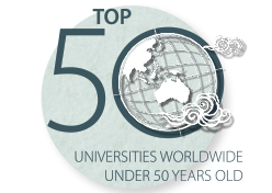 Top 50 universities worldwide under 50 years old
